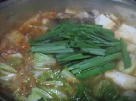 鍋の定番レシピ・本場の味に近づくキムチ鍋