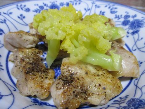 鶏もも肉の簡単レシピ・スパイシーチキン