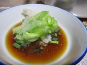 ポン酢生姜たれ